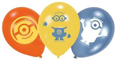 Minions Ballonnen