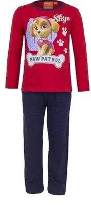 Paw patrol Skye pyama (Rood)