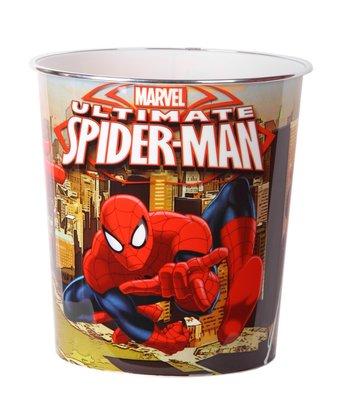 Spiderman prullenbak