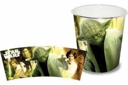 Star Wars yoda prullenbak