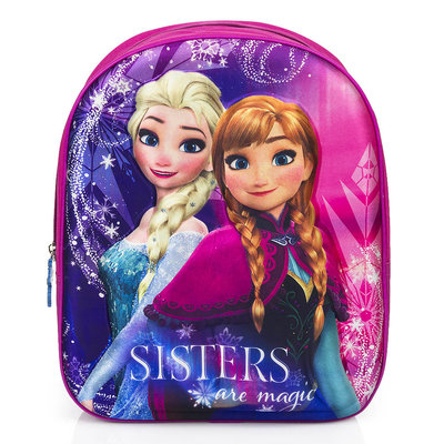 Frozen Elsa en Anna rugtas